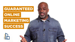 Jason shares the secret for online marketing success
