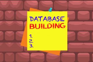 How to build a marketing database using email marketing