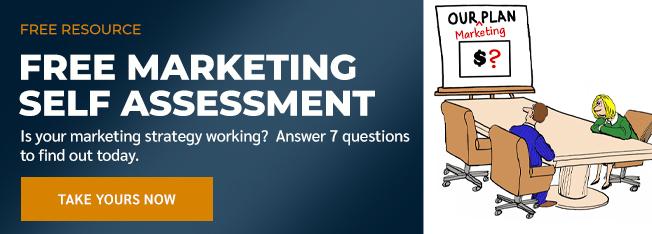 Marketing self-assessment